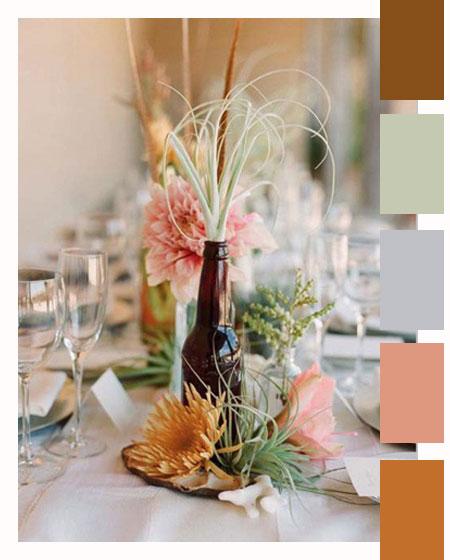 Paleta de la semana – A la mesa