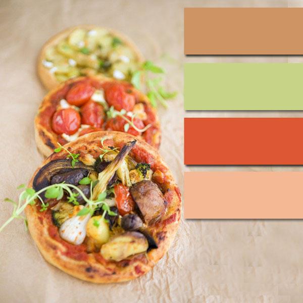 Colour Wednesday – kleurrijk eten