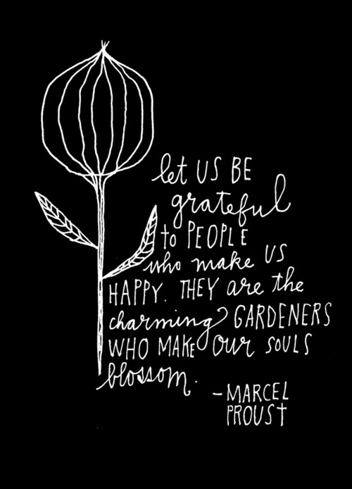 Quote I love – be grateful
