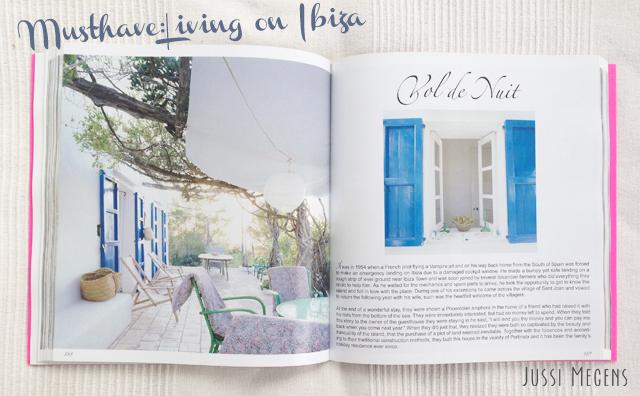 Koffietafel boek en Ibiza musthave: Living on Ibiza!